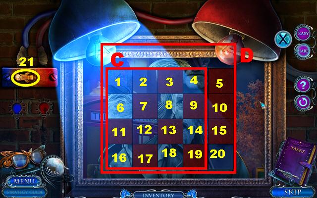 Mystery Tales: The Hangman Returns Walkthrough Puzzle Screenshot